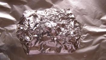 Баклажаны на решетке на костре - фото шаг 3