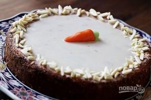 Швейцарский морковный торт - фото шаг 6