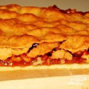 Торт швейцарский ореховый - фото шаг 10