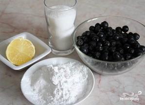 Кисель из черноплодной рябины - фото шаг 1