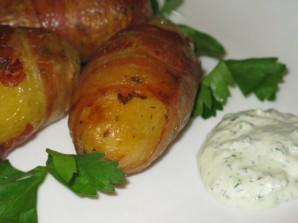 Картошка в одежке - фото шаг 11