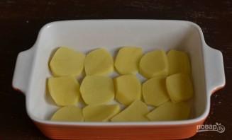 Запеканка из фарша и картошки - фото шаг 3