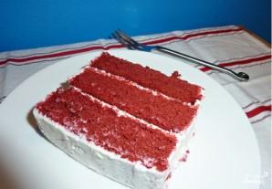 Торт бархатный - фото шаг 5