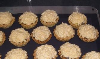 Тарталетки с грибами и сыром - фото шаг 2