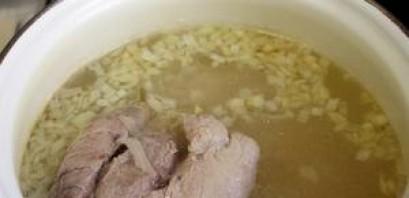 Суп с говядиной и капустой - фото шаг 6