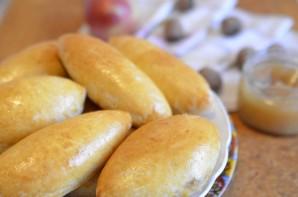 Пирожки с яблочным повидлом - фото шаг 4
