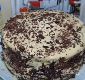 Большой торт - фото шаг 12
