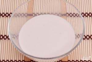 Пирог с замороженной клубникой - фото шаг 1