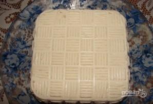 Домашний сыр с пепсином - фото шаг 6