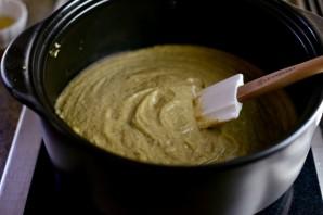 Суп из брокколи и цветной капусты - фото шаг 14