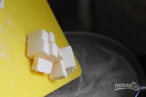 Крем-суп с грибами и сыром - фото шаг 5