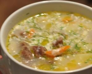 Суп из пупков куриных - фото шаг 5