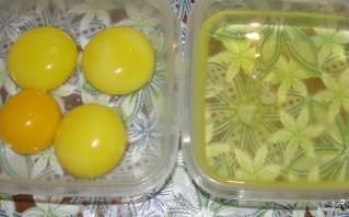 Лимонный торт - фото шаг 6