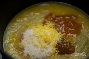 Пирог из яблочного пюре - фото шаг 7