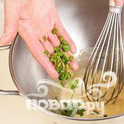 Дикий рис со спаржей и ветчиной - фото шаг 3