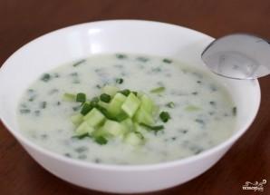 Огуречный суп для похудения - фото шаг 5