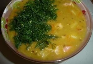 Суп из баранины и гороха - фото шаг 7