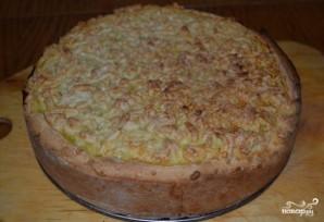 Пирог с апельсиновой начинкой - фото шаг 17