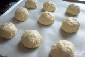 Творожные булочки в духовке - фото шаг 4
