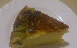 Пирог с киви в мультиварке - фото шаг 7
