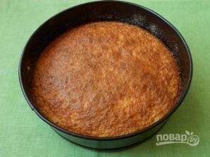Рецепт пирога (манник на кефире) - фото шаг 7