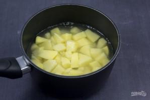 Картофельное пюре с беконом - фото шаг 2