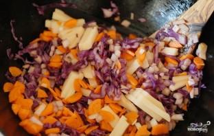 Суп из овощей для похудения - фото шаг 5