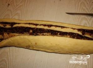 Пирог с финиками - фото шаг 7