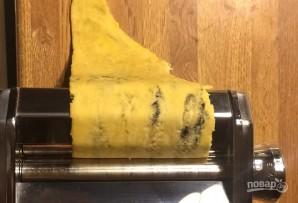 Самодельная паста - фото шаг 4