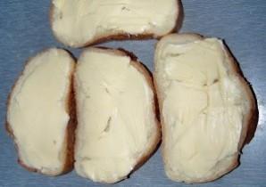 Бутерброды с яйцом и сыром - фото шаг 2