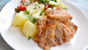 Грудинка свиная жареная - фото шаг 5