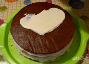 """Бисквитный торт """"Славяночка""""  - фото шаг 11"""