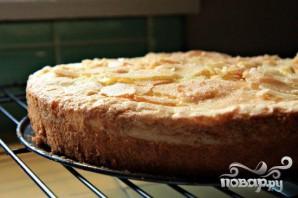 Лимонный пирог с оливковым маслом - фото шаг 5