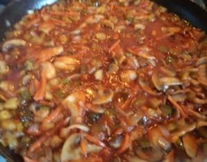 Картофельный суп с грибами   - фото шаг 14