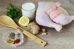 Курица тандури - фото шаг 1