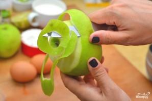 Немецкий яблочный панкейк - фото шаг 1