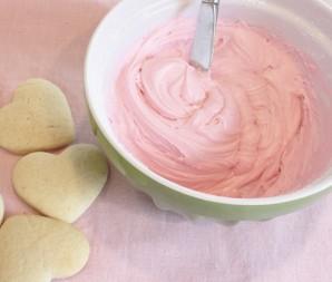 Печенье на 14 февраля - фото шаг 8