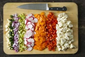 Овощи на зиму - фото шаг 1