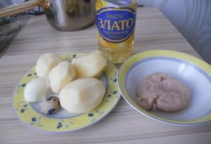 Картофельная запеканка для детей - фото шаг 1