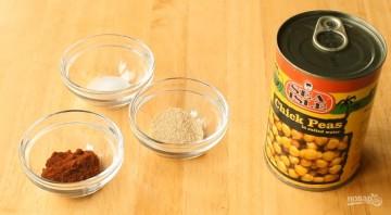 Жареный нут (питательный перекус) - фото шаг 1