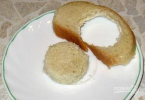 Закуска из крабового мяса с огурцом - фото шаг 2