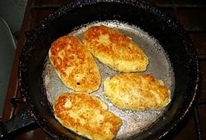 Пирожки из картофельного пюре - фото шаг 8