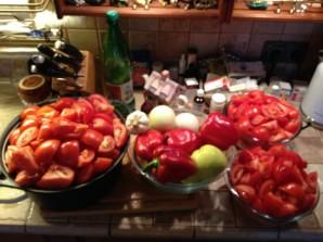 Маринованные грузди в томате - фото шаг 1