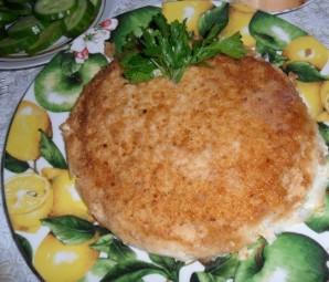 Пудинг мясной в духовке - фото шаг 5