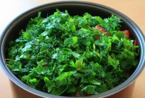 Грибы с овощами в мультиварке - фото шаг 9