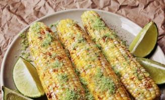 Запеченная кукуруза (на углях) - фото шаг 3