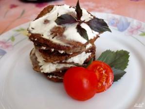 Печеночные оладьи из говяжьей печени - фото шаг 4