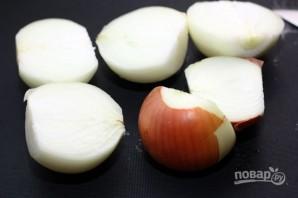Овощной бульон - фото шаг 3