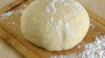 Тесто на вареники на воде - фото шаг 5