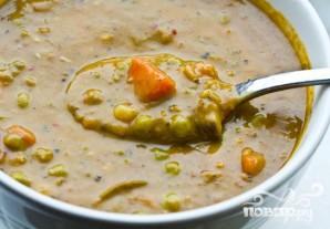 Пряный гороховый суп  - фото шаг 4